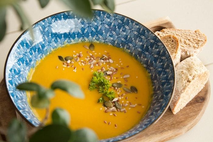 soupe de légumes facile et rapide