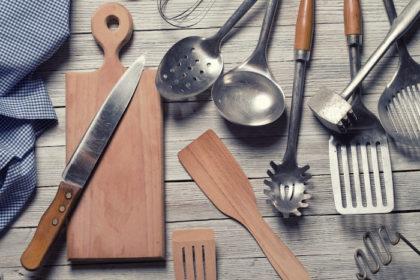Quels ustensiles de cuisine choisir pour éviter le plastique?